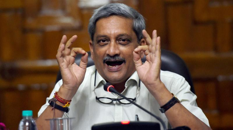 Indian Defense Minister 1