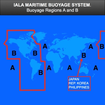 IALA-buoyage-map