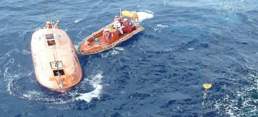 lifeboat recovery