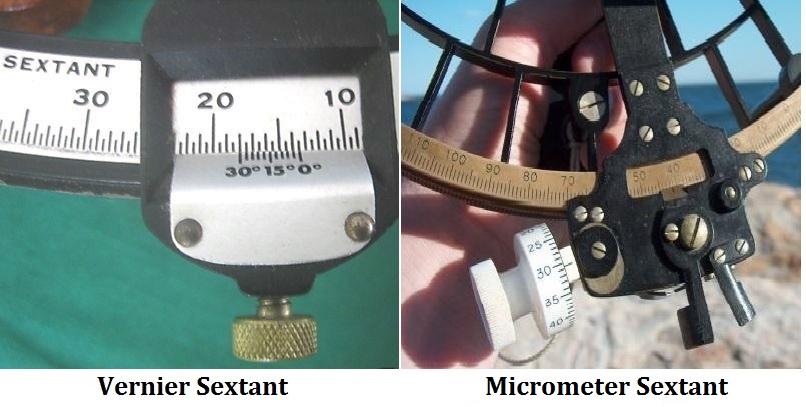 sextant type