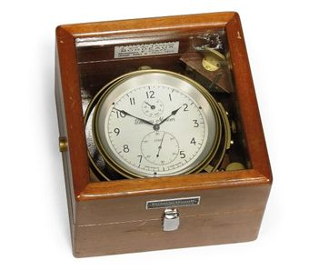 spring loaded chronometer 1