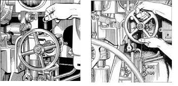 steering gear 1