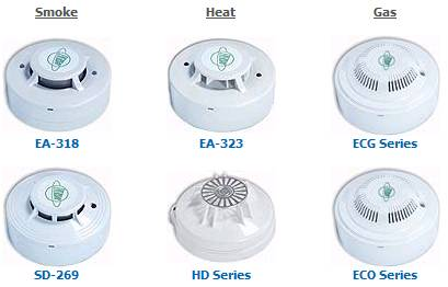 What Are Types Of Fire Detectors And Its Position Onboard As Per