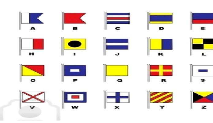 flag signal