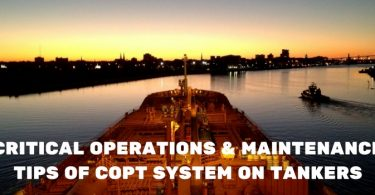 CRITICAL OPERATIONS & MAINTENANCE TIPS OF COPT SYSTEM